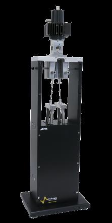 je první pravý, mikroobjemový, stopped-flow systém - µSFM