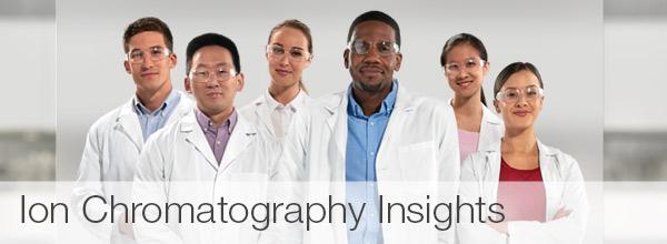 Moderní metody iontové chromatografie