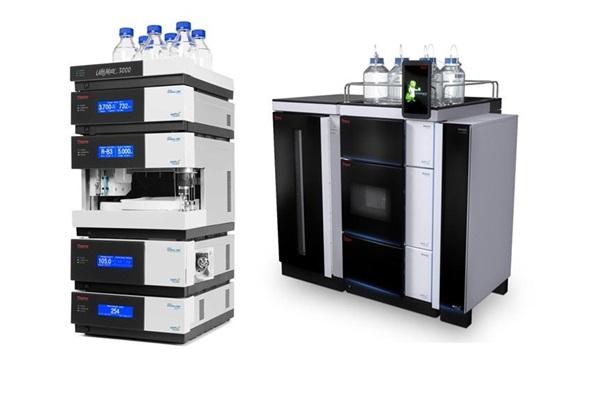 HPLC: Chromatografický systém UltiMate 3000