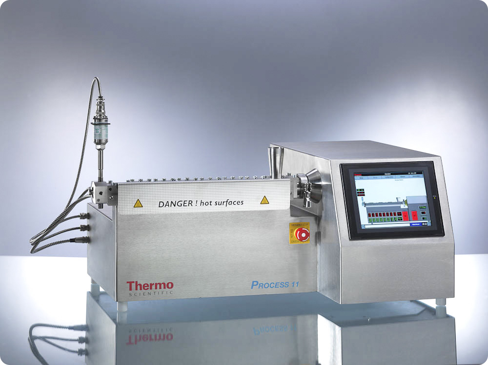 dvoušnekový extruder Thermo Scientific Process 11