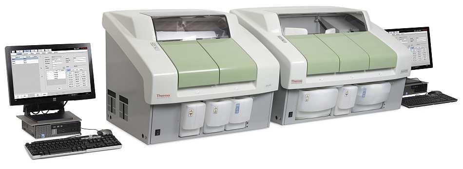 Automatický spektrometr