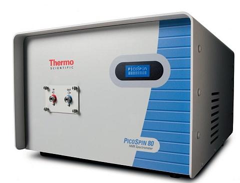 Molekulární spektroskopie: Spektrometr NMR picoSpin-80 MHz