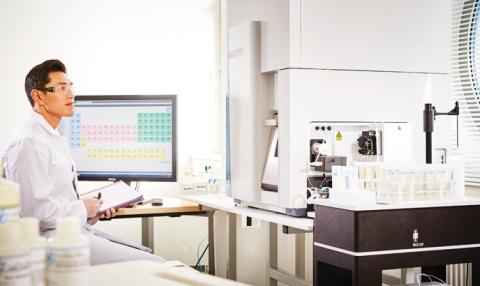 ICP-MS spektrometr