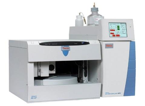 Vysokotlaká kapilární iontová chromatografie ICS-4000