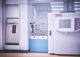 plynový chromatograf TRACE  1310 GC a autosampler TriPlus RSH AS (celkový pohled)