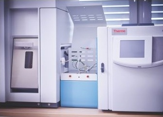 plynový chromatograf TRACE  1310 GC a autosampler TriPlus RSH AS