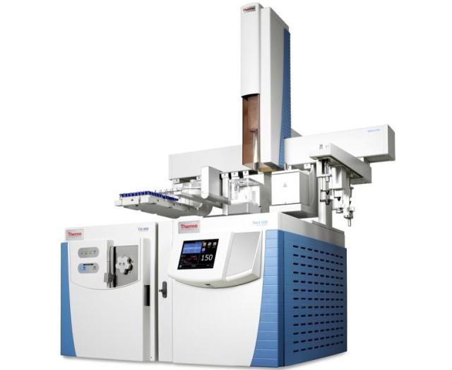 Chromatografie: GC-MS – trojitý kvadrupolTSQ 8000 Evo