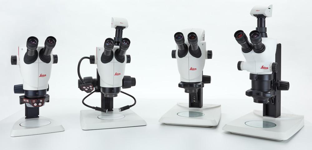 Stereo mikroskopy řady Leica S9