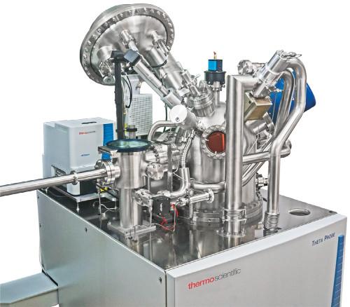 spektrometr Theta Probe s integrovaným Ramanovým spektrometrem