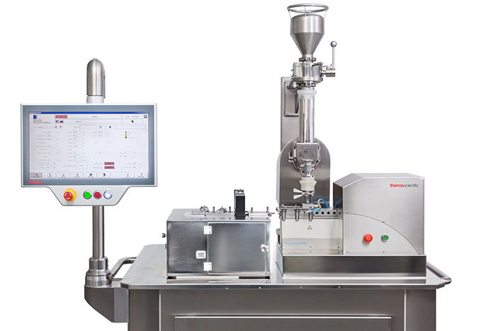 Injekční systém na podávání léků Thermo Scientific ™ Pharma mini Implant Line