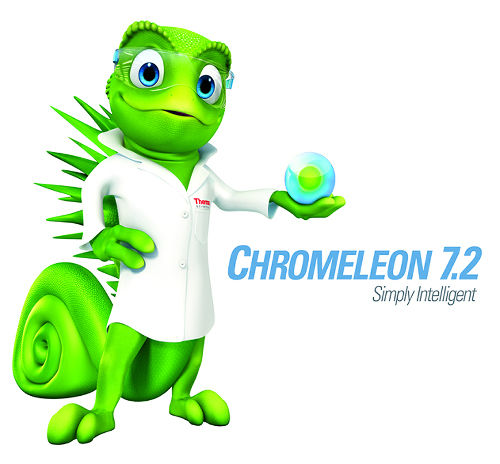 Software Chromeleon CDS verze SR5 pro GC-MS