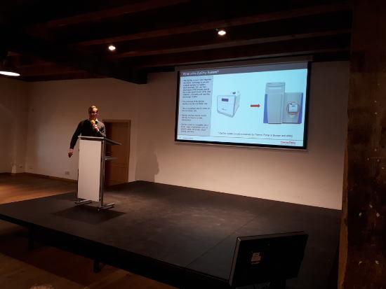 Prednáška aplikačného špecialistu Andrewa Williamsona