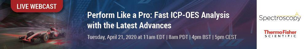 Pozvánka na Perform Like a Pro: Fast ICP-OES Analysis with the Latest Advances