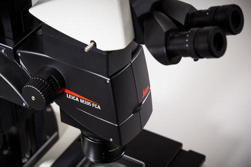 Nový steremikroskop Leica M205 FCA.E